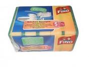 Kuchynské hubky FINO 5ks