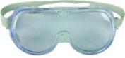 Okuliare ochranné čiré uzavreté