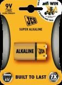 Baterka-JCB-LR61-1B/9V