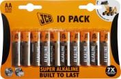 Baterka-JCB-LR06-10B/AA
