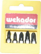 Bit Torx 30-25mm WEKADOR-5ks