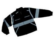 OD-monterková bunda čierna v.60
